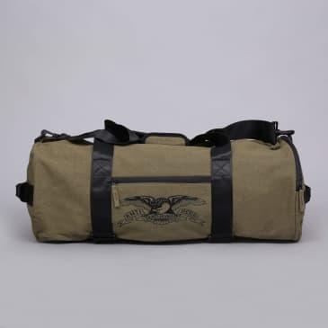 Anti Hero Basic Eagle Duffel Bag Olive