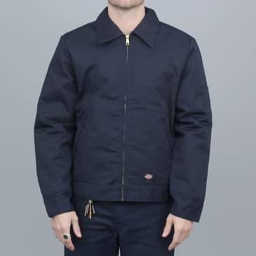 Dickies Lined Eisenhower Jacket Dark Navy