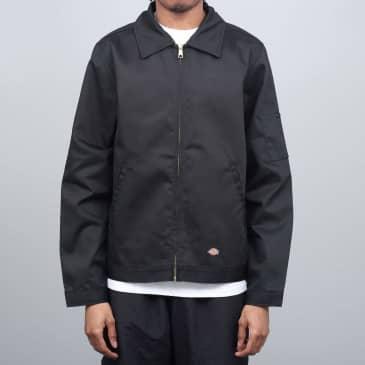 Dickies Unlined Eisenhower Jacket Black