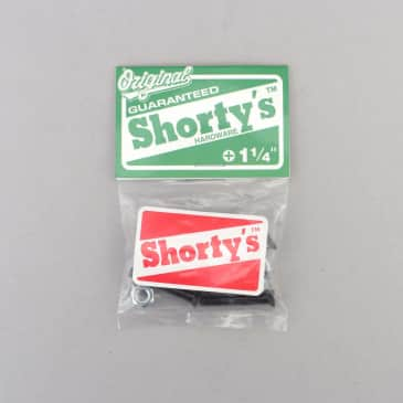 Shorty's 1 1/4 Phillips Bolts