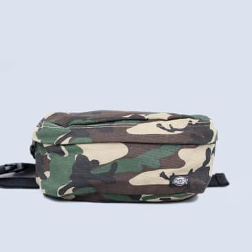 Dickies Penwell Canvas Bum Bag Camouflage