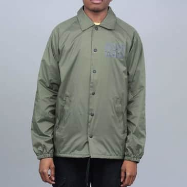 Anti Hero Reserve Coaches Jacket Military Green