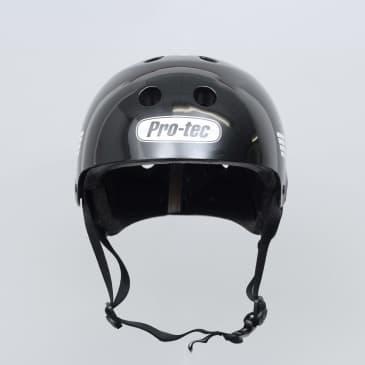 Pro-Tec Old School Certified Helmet Gloss Black