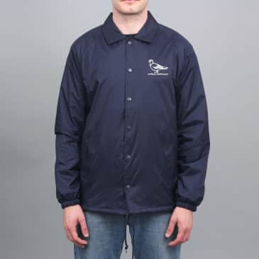 Anti Hero Lil Pigeon Jacket Deep Navy / White