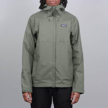 Patagonia Torrentshell 3L Jacket Industrial Green