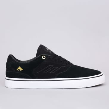 Emerica The Low Vulc Shoes Black / Gold / White