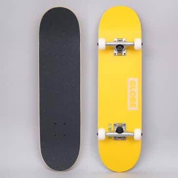 Globe 7.6 Kids Goodstock Complete Skateboard Mid Wheat