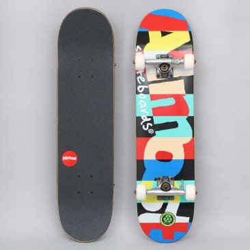 Almost 7.375 Rugby Resin Youth Premium Complete Skateboard