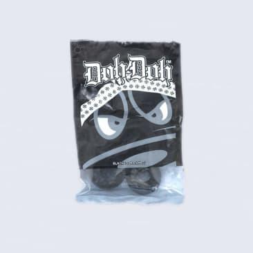 Shorty's 100A Rock Hard Doh Doh Bushings Black