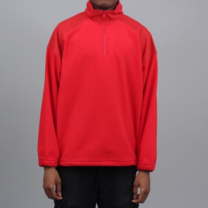 Polar Light Fleece Pullover Red
