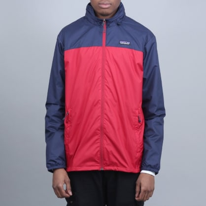 Patagonia Light And Variable Jacket Classic Red