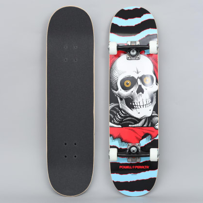 Powell Peralta 8 Ripper One Off 242 Complete Skateboard Blue