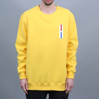 Helas H Crewneck Yellow