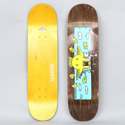 Krooked 8.38 Sebo Hi Flyer Full Skateboard Deck