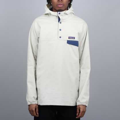 Patagonia Maple Grove Snap-T Pullover Jacket Pelican