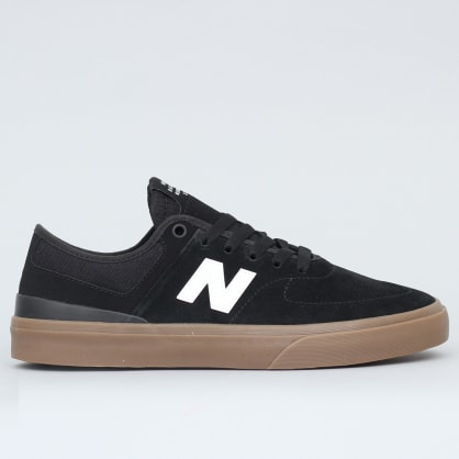 New Balance Numeric 379 Shoes Black / Gum