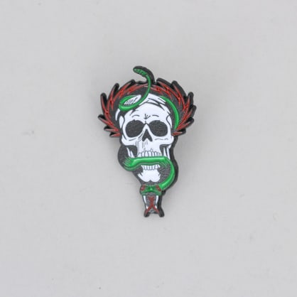 Powell Peralta McGill Skull And Snake Pin