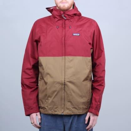 Patagonia Torrentshell Jacket Oxide Red