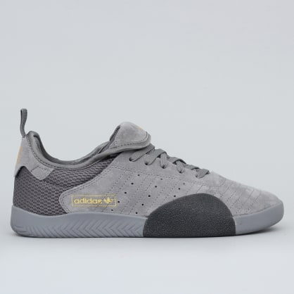 adidas 3ST.003 Shoes Grey Four / Carbon / Gold Metallic