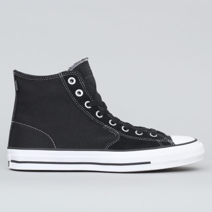 Converse CTAS Pro SJO Hi Shoes Black / Orange Rind / White