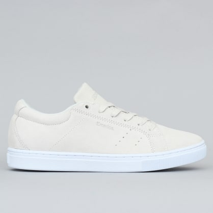 Emerica Romero Americana Shoes White / White