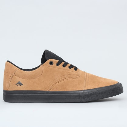 Emerica Provider Shoes Tan / Black