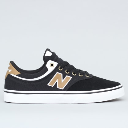 New Balance Numeric 255 Shoes Black / Brown