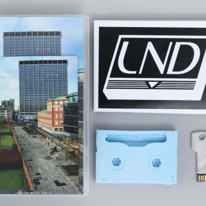 DJ Odin - Legends Never Die II Mixtape, Wax & Booklet