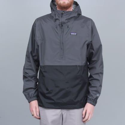 Patagonia Torrentshell Pullover Jacket Forge Grey