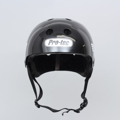 Pro-Tec Old School Certified Helmet Gloss Black