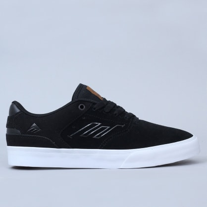 Emerica The Reynolds Low Vulc Black / Brown