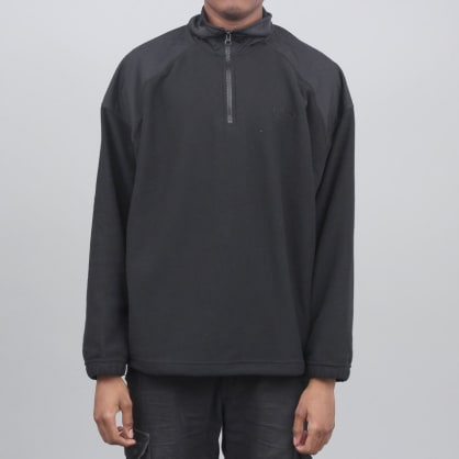 Polar Light Fleece Pullover Black