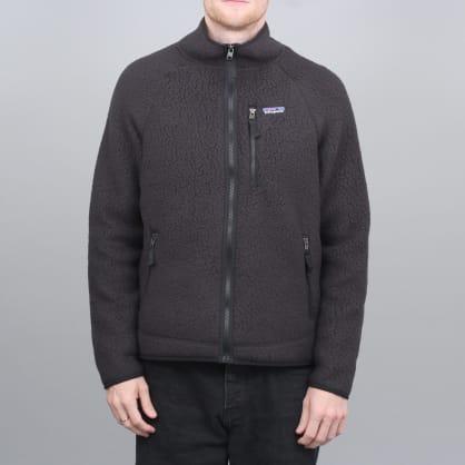 Patagonia Retro Pile Fleece Jacket Black