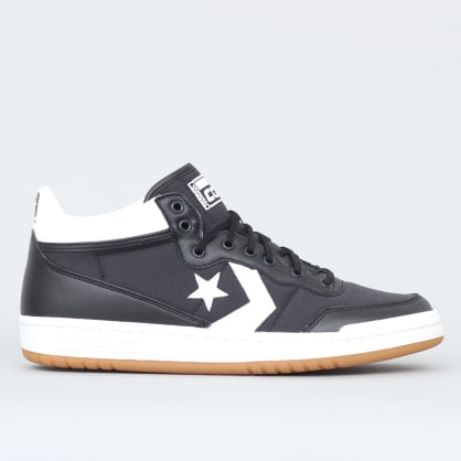 Converse Fastbreak Pro Mid Shoes Black / White / Gum