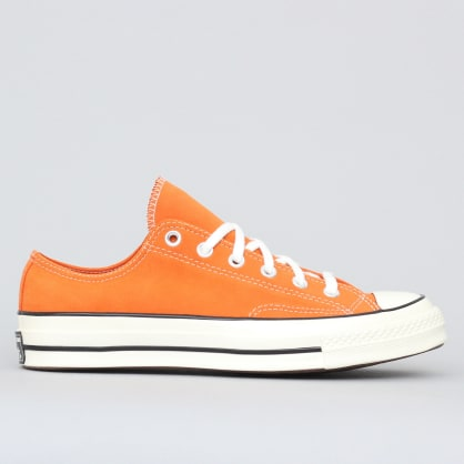 Converse Chuck 70 OX Shoes Campfire Orange / Black / Egret