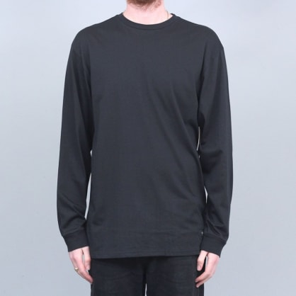 Vans WN1 Longsleeve T-Shirt Black