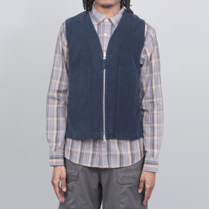 Pop Trading Wizard Vest Navy