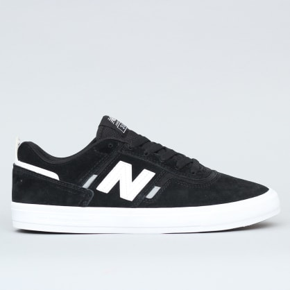 New Balance Numeric 306 Shoes Black / White