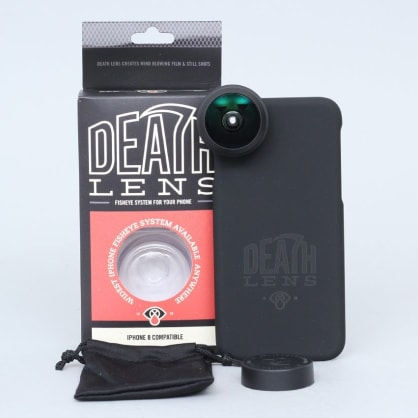 Death Lens iPhone 8 Fisheye Lens