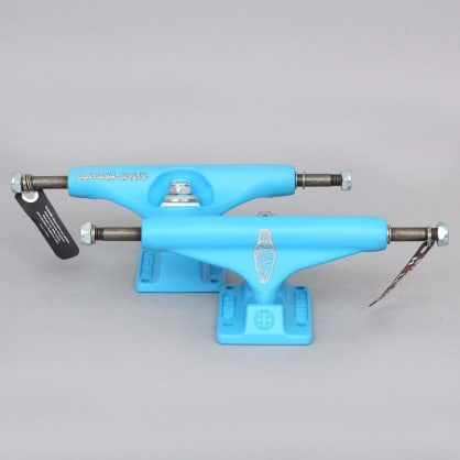 Independent 149 Stage 11 Lizzie Armanto Cross Hollow Skateboard Trucks Light Blue