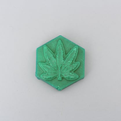 Ganj Wax Strawberry Wax Green