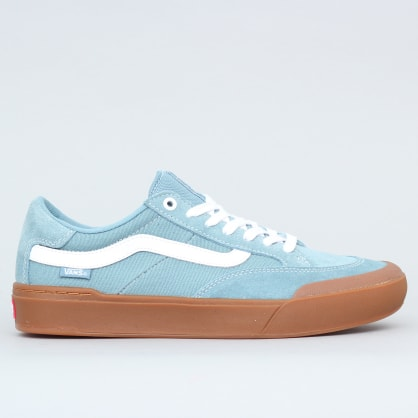 Vans Berle Pro Shoes (Gum) Smoke Blue