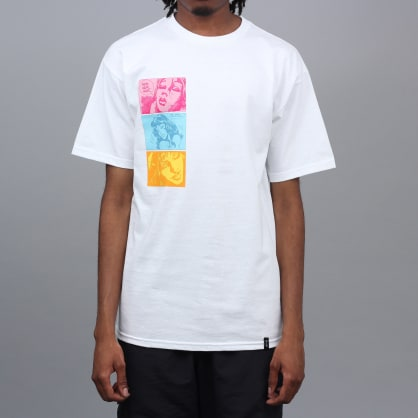 HUF Coming Of Age T-Shirt White
