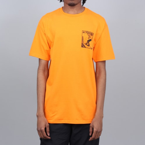 Anti Hero Lance Gewer T-Shirt Orange