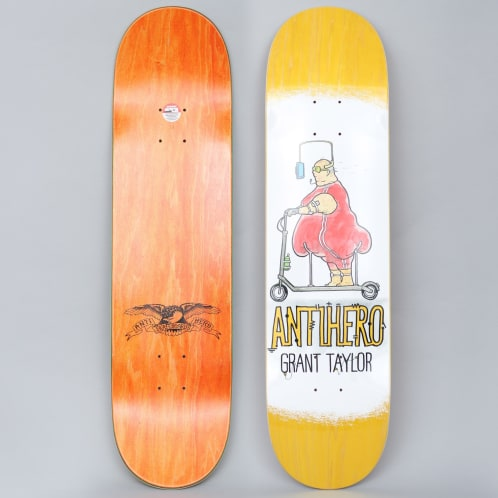 Anti Hero 8.06 Taylor Electric Luxuries Skateboard Deck
