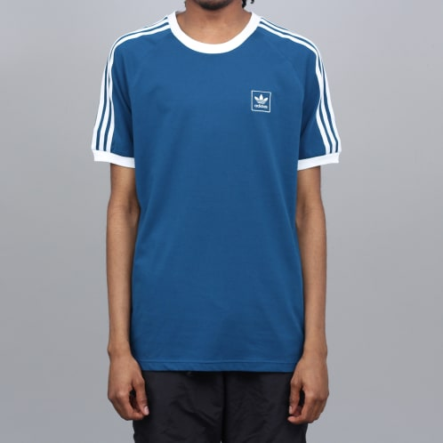 adidas Cali BB T-Shirt Legend Marine / White