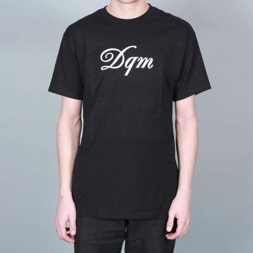 DQM Mainstay Graphic T-Shirt Black