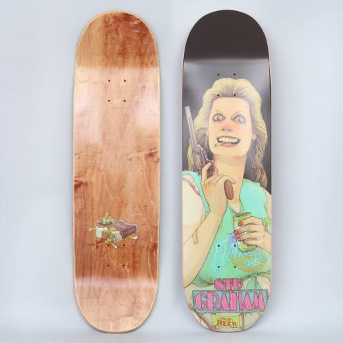 Creature 9 Graham Maniacs Skateboard Deck