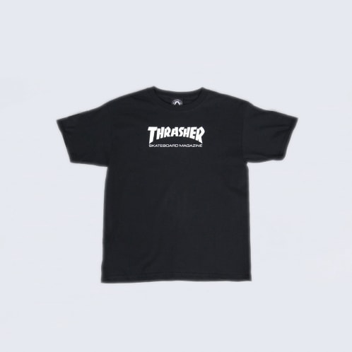 Thrasher Skate Mag Youth T-Shirt Black