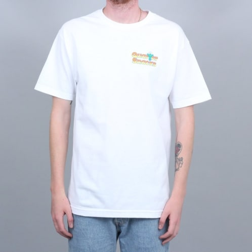 Quartersnacks Cactus T-Shirt White